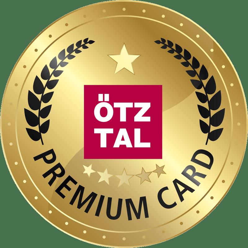 """ÖTZTAL Premium Card in der Pension """"Zur alten Mühle"""" inklusive"""