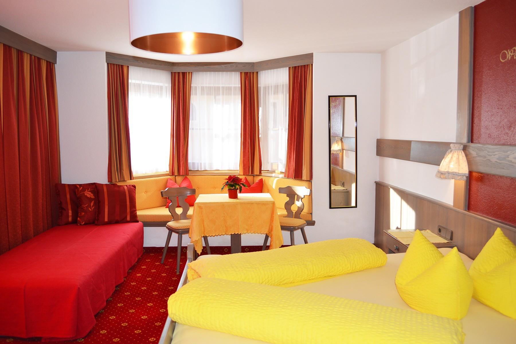 Doppelzimmer 'de luxe'